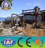 hot pc pe abs waste pyrolysis plant tyre retreading machine 20T/D waste tyre oil pyrolysis machine of WJ-9 type