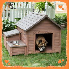Hangzhou supplies cheap solid wood house dog
