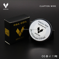 E cigarette New Products Shenzhen Vapor Tech Clapton Coil Wire Alibaba Express usa