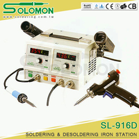 SL-916D SOLDERING & DESOLDERING IRON STATION