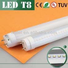 2 feet/3feet/4feet/5feet led tube light t8 white color/warm color