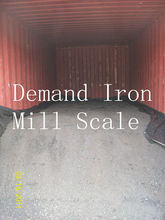 steel mill scale