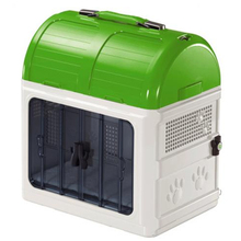 Pet House, carrying case with handle