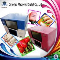 Nail Art Printing Machine DIY Color Printing Machine Polish Stamp 6 Pcs Pattern Set Digital Nail Printer
