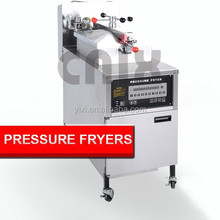 electric deep pressure fryer /ventless fryer/pressure model(Manufacturer,CE,ISO9001)