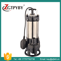 dirty water water pump with float pump pumping dirty water