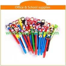 Polymer Clay Ball Pen flower pot pen