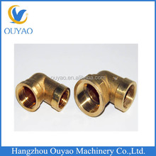 Hot forged brass 90 degree female elbow factory direct