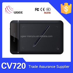 Rainbow CV720 magnetic electronic fashion graphic drawing tablet