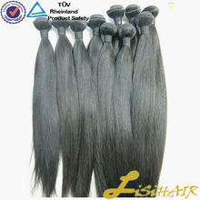 One Donor Virgin Hair Weft Large Stock brazilian virgin human hair lace closures