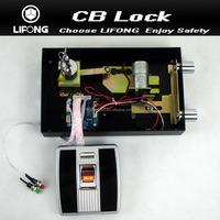 2015 High quality digital fingerprint lock for safe box