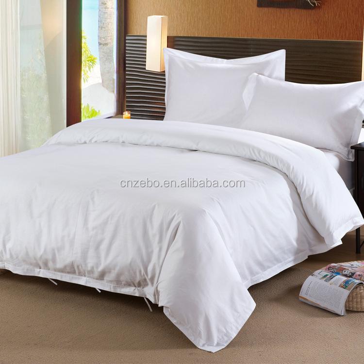 Hotel Bed Linen 300tc Ropa De Cama Cotton Cheap Hotel
