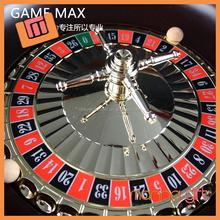Best price wooden casino roulette wheel, roulette game board, roulette casino