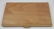 Removable Drawer Wood Pencil Storage Box