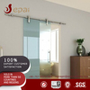 epai modern design stainless steel sliding glass door system