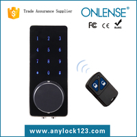new touch screen remote control door lock