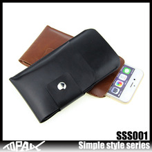 new design universal smart phone case wallet style soft pu leather phone case for iphone