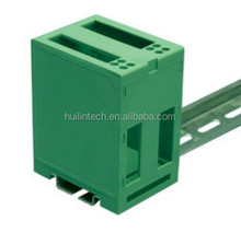 Dinkle din rail type industrial plastic electronics enclosures