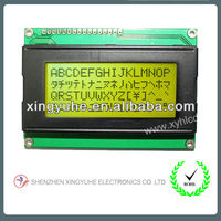 Hot products character lcd 16x4
