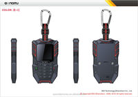 Rugged oinom waterproof cellphone LM138 with protection IP67