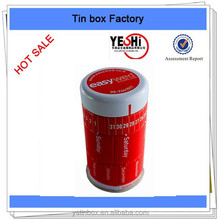 2015 New promotion wholesale tin boxes for packing with 4 layers