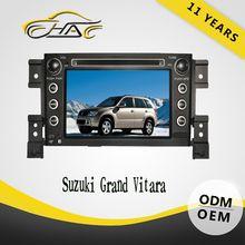 touch screen OEM ODM for suzuki grand vitara car dvd gps navigation system