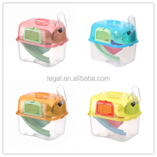 durable plastic hamster cage hamster kennel