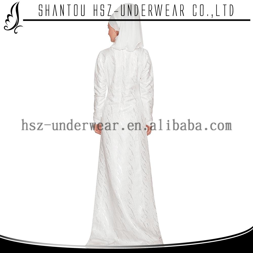 Md W002 tradicional muçulmanos vestidos de casamento customizáveis do vestido de casamento código e muçulmanos vestidos de noiva fotos