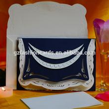 de lujo 2014 de lujo tarjetas de boda