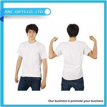 Cotton led t-shirts with custom design 100% New Led Flashing EL T Shirt