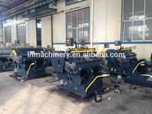 ML930 Hot sale Die cutting and creasing machine for paper cup forming