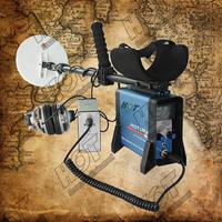 Professional treasure hunter metal detector machine gold scanner detector made in China