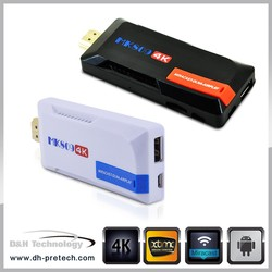 OEM & ODM Android 4.4 smart tv stick RK3288 4K dongle Jelly Bean android 4.4 RK3288 Quad Core Android MINI PCTV Box