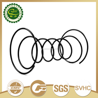 Coil spring for arm chair
