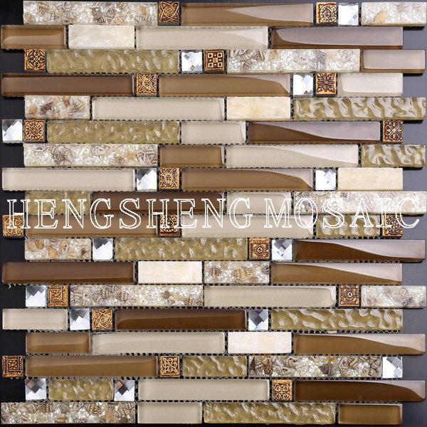 Ks185 striscia di isolamento termico mattonelle di mosaico di ...