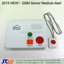 2015 New GSM elderly old people alarm
