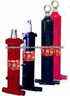 cilindro hidráulico telescópico/caminhão cilindro hidráulico