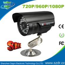 2015 New products 48 IR leds 40m IR distance metal housing Camera waterproof ir bullet 720P, 960P, 1080P, AHD Cctv camera