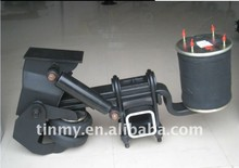 flatbed trailer air suspension trailer suspension whole complete set air suspension factory