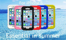 wholesale alibaba PC/Slicion waterproof case for apple iphone6 made in china
