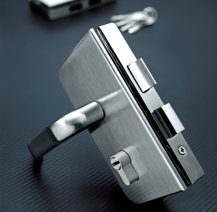 Kg 05g High Quality Sliding Glass Door Lock Tempered