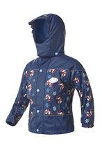 Pu rain wear for kids,rain suit kids