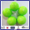 Low carbon two piece funny printed tournament golf ball