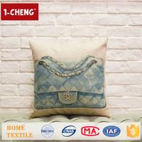 Houseware Creative Cute Pattern Printed Custom Pillow Case Modern Sofas Cushions Covers Decor Pillows