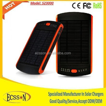 2015 newest powerful 19v solar laptop charger with 2.5W solar panel