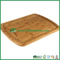 Organic stylish Square Type Bamboo Wood Chopping Board