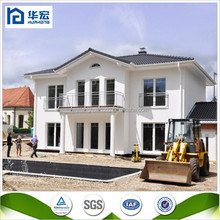 2015 New Building System Strong and Modern House Design