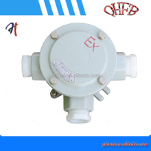 T type underground cable threaded conduit junction box with low price