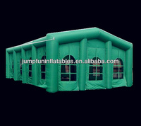 inflatable marquee tent for wedding/Big air structure house for events