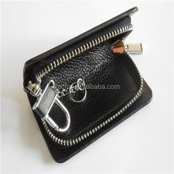 2015 hot selling carbon fiber key smart holder thin wallet